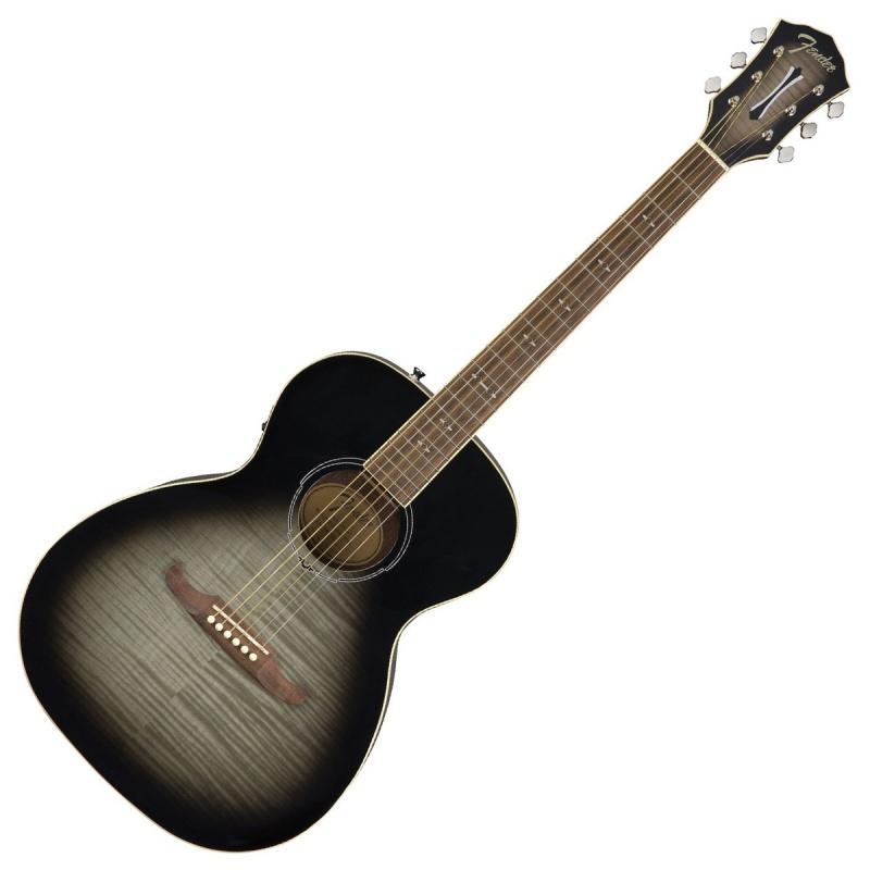 Электроакустическая гитара Fender FA-235E Concert Moonlight Burst