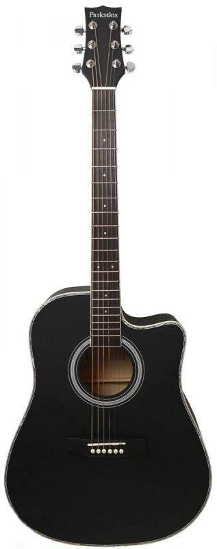 Акустическая гитара PARKSONS JB4111C (Black)