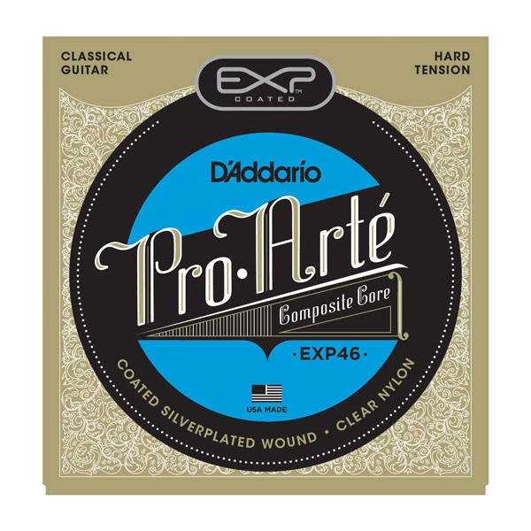 D'ADDARIO EXP46 EXP CLASSICAL HARD TENSION
