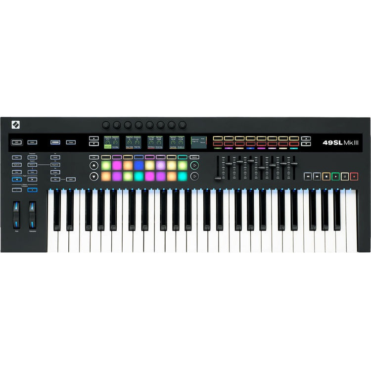 MIDI-клавиатура Novation 49 SL MkIII