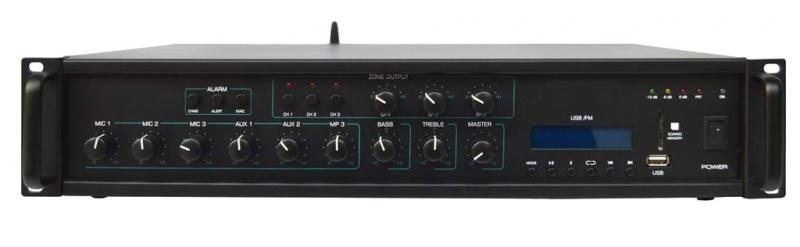 Усилитель мощности HL AUDIO MA240ZM Public Address Amplifier