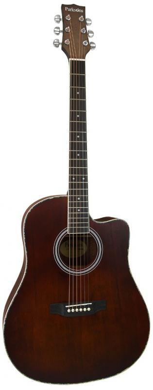 Акустическая гитара PARKSONS JB4113C (Brown)