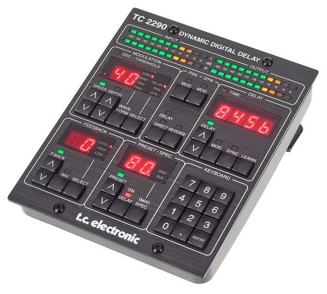 Плагин TC Electronic TC2290-DT