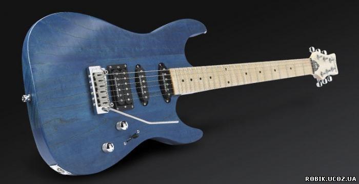 Электрогитара FRAMUS SPITFIRE PRO BLUE