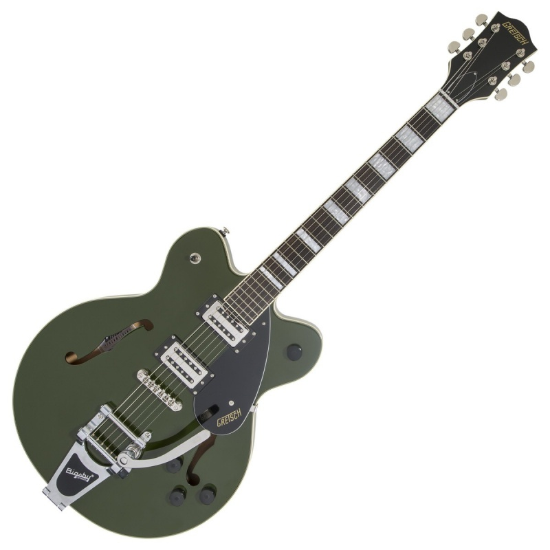 Полуакустическая гитара GRETSCH G2622T STREAMLINER TORINO GREEN