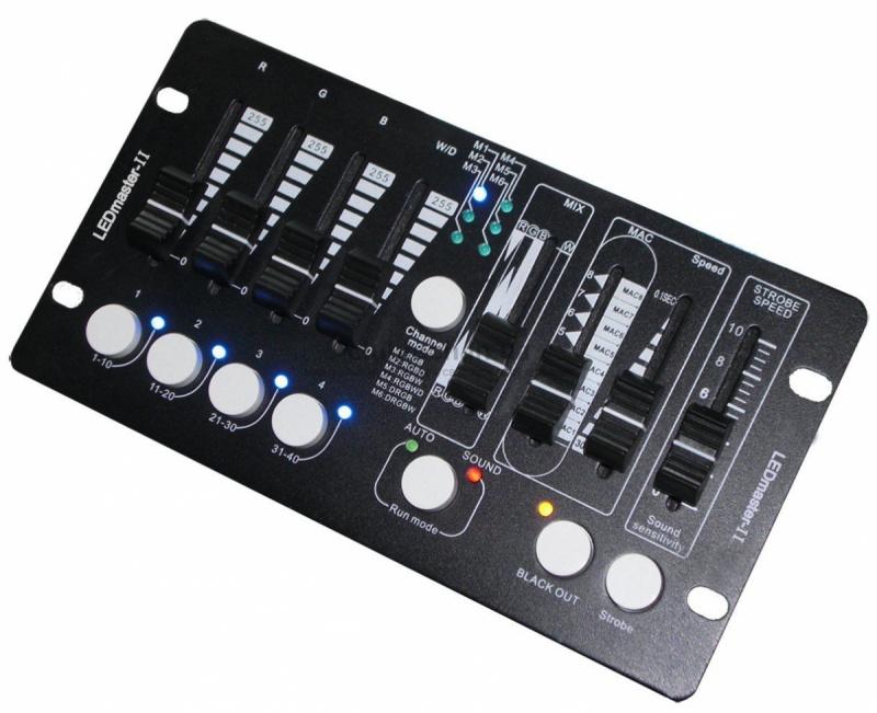 Контроллер Light Studio MASTER2 DMX