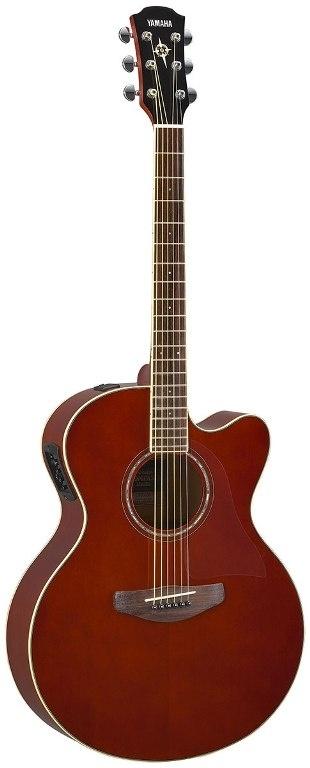 Электроакустическая гитара Yamaha CPX600 (Root Beer)
