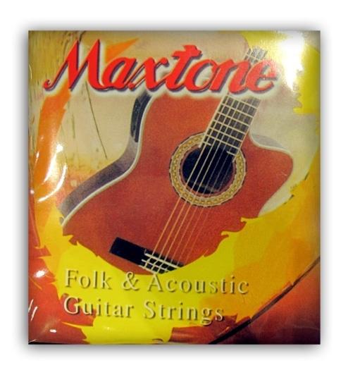 Струны для акустической гитары MAXTONE FAGS/SET