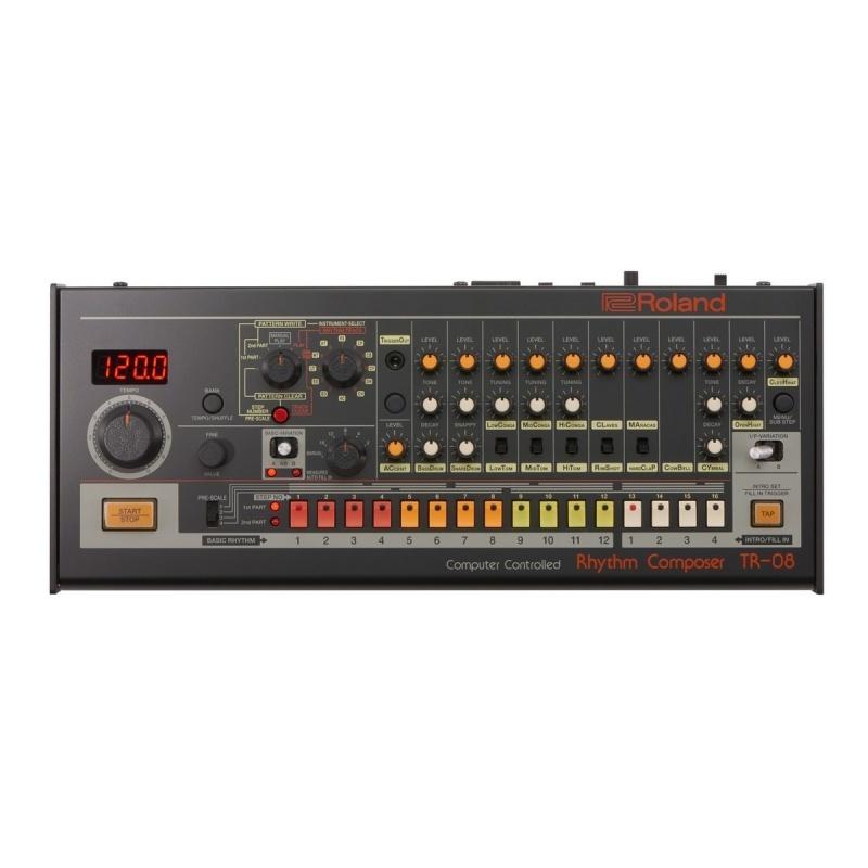 Драм машина Roland TR-08