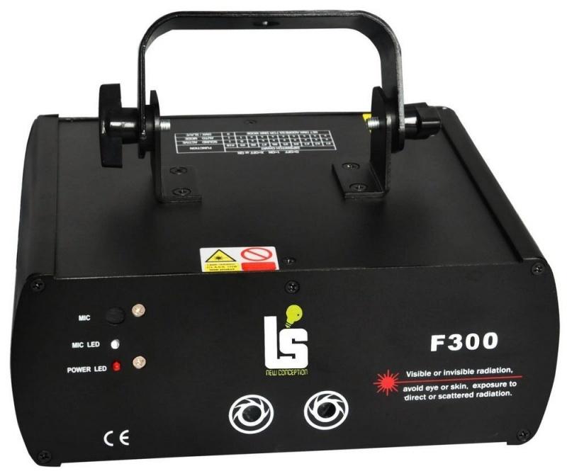 Лазер Light Studio F300