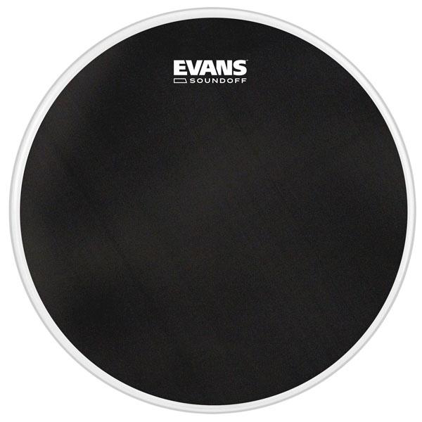 "Пластик EVANS TT13S01 13"" SoundOff Drumhead"
