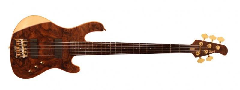 Бас-гітара Cort Rithimic V Natural Glossy