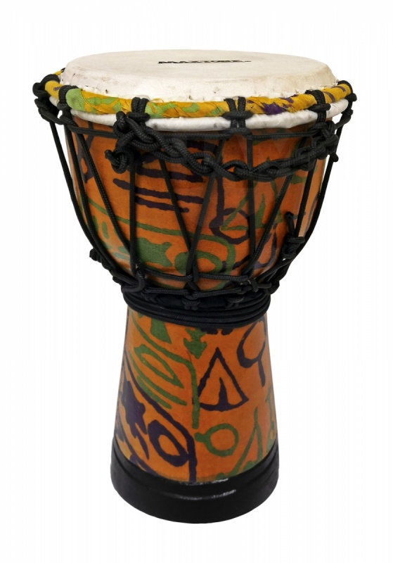 Джембе MAXTONE ADJ30B Abstract Cloth Djembe 6""