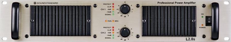 Усилитель мощности Soundstandard L2.8s