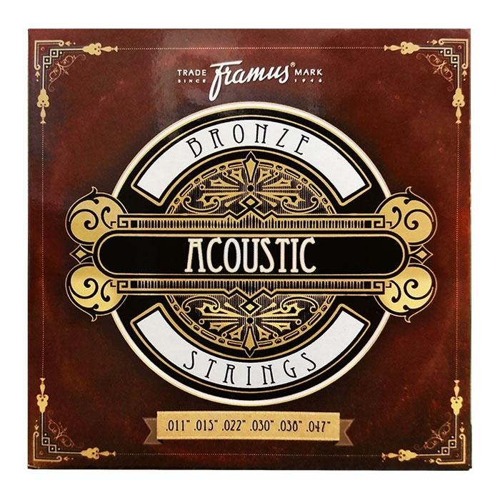 Струны для акустической гитары FRAMUS 48200