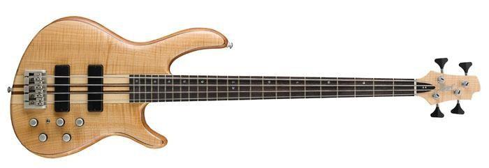 Бас-гитара CORT A4 OPN