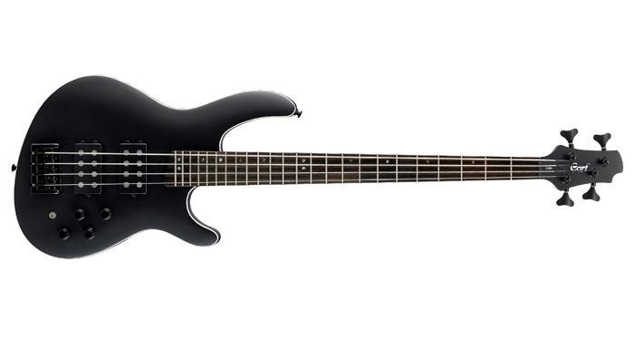 Бас-гитара CORT C4H BKS