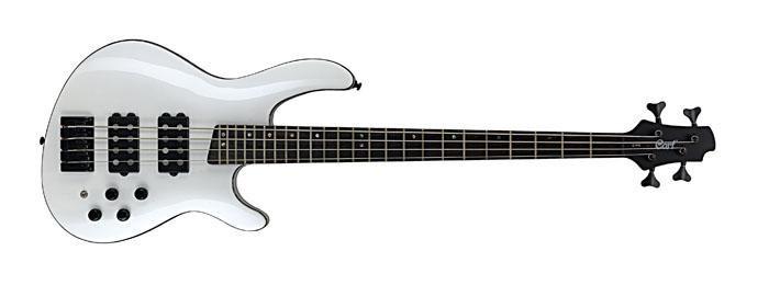 Бас-гитара CORT C4H WP