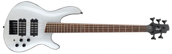 Бас-гитара CORT C5H WP