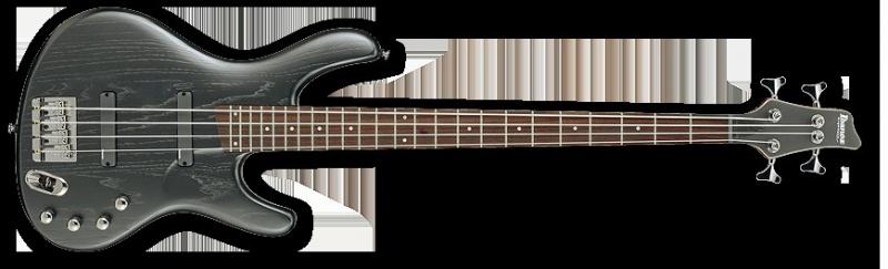 Бас-гитара IBANEZ EDB550-BKF