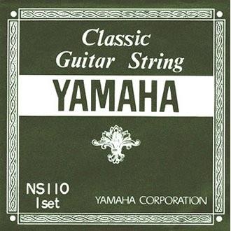 Струны для классической гитары YAMAHA NS110