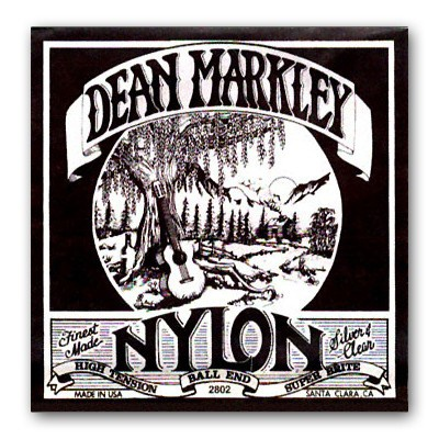 DEAN MARKLEY 2802 Ball End Nylon SC