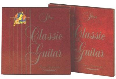 Струны для классической гитары FRAMUS 49350