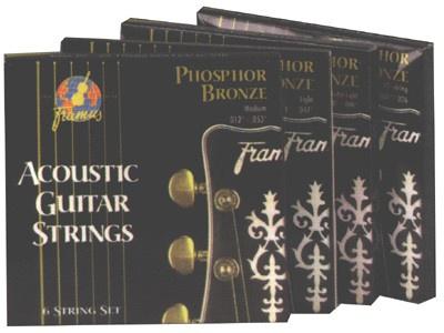 Струны для акустической гитары FRAMUS 48240